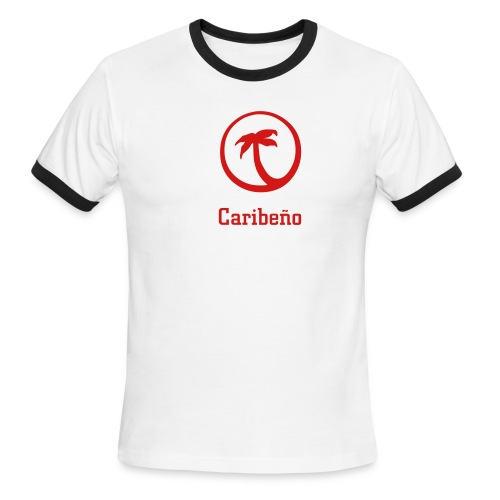 caribeño - Men's Ringer T-Shirt