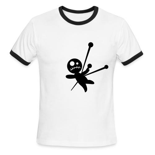 Play Nice - Men's Ringer T-Shirt