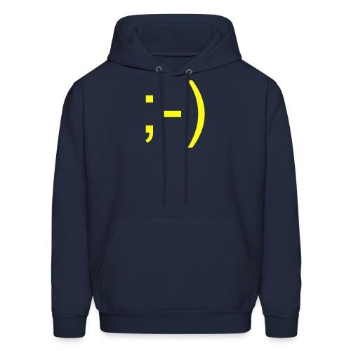 Smiley Face Swetshirt - Men's Hoodie