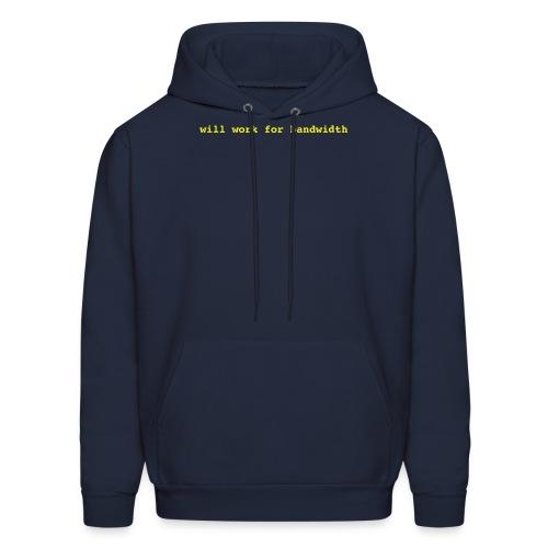 Bandwith Shirt - Men's Hoodie