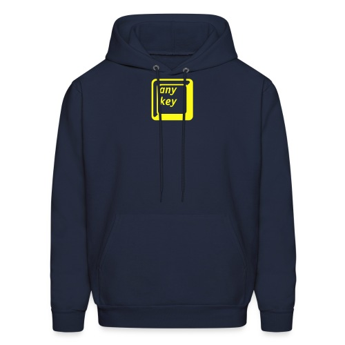 Any Key Sweatshirt - Men's Hoodie
