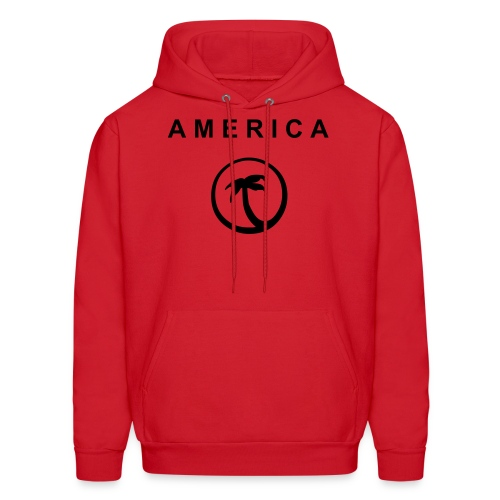 America Hooded Sweat - Men's Hoodie