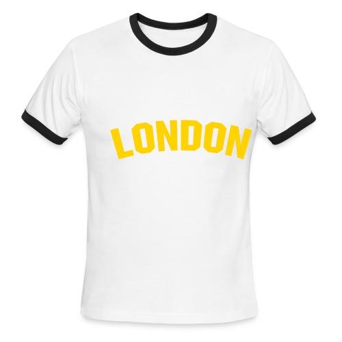 Tee - Men's Ringer T-Shirt