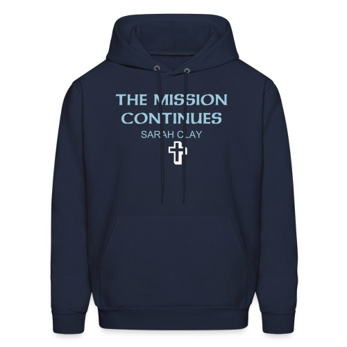 The Mission Continues - Men's Hoodie