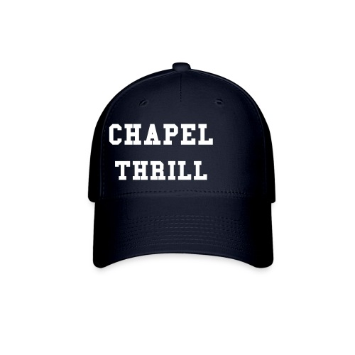 Chapel Thrill Cap Navy - Baseball Cap