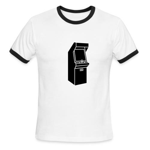 Arcade - Men's Ringer T-Shirt