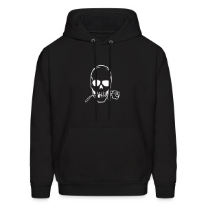 Skull Sweater/hoodie - Men's Hoodie