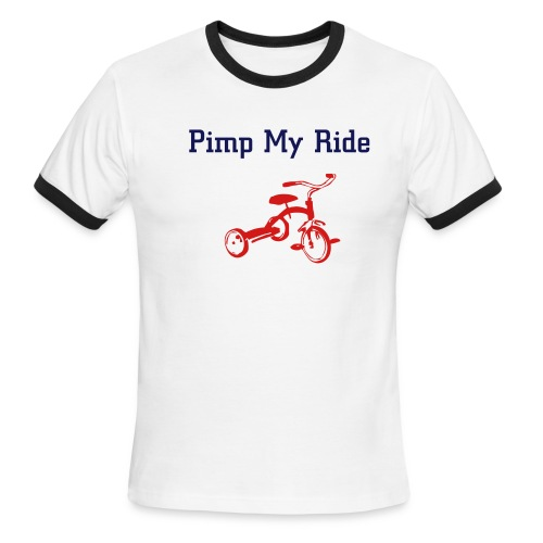 Pimp My Ride - Men's Ringer T-Shirt