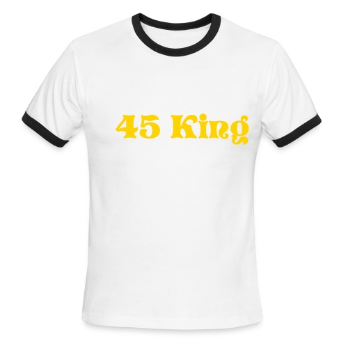 45 KING - Men's Ringer T-Shirt