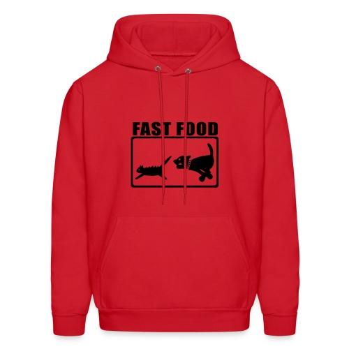 Red hood - Men's Hoodie