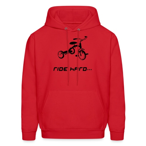 Ride Hard...Ride On - Men's Hoodie