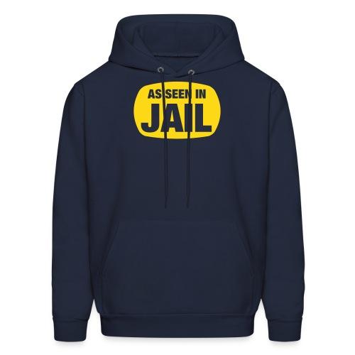 jail - Men's Hoodie