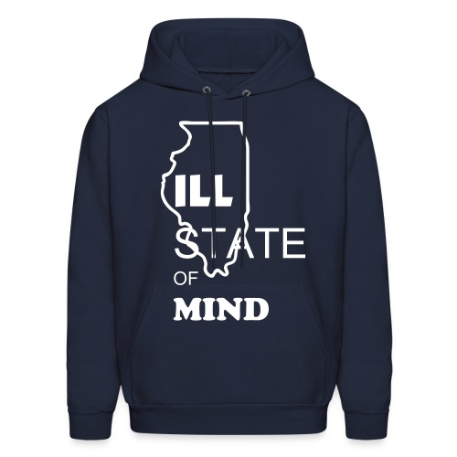 ILL State Of Mind - Men's Hoodie