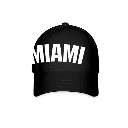 Miami Baseball Cap (black) - Baseball Cap