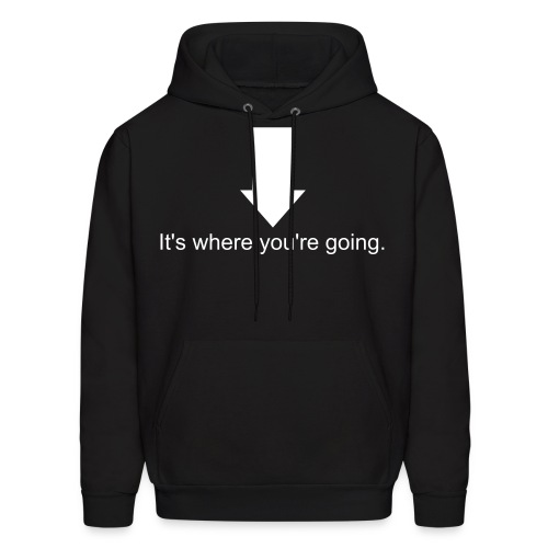 Shade Fulton's Site Hooded Sweater - Men's Hoodie