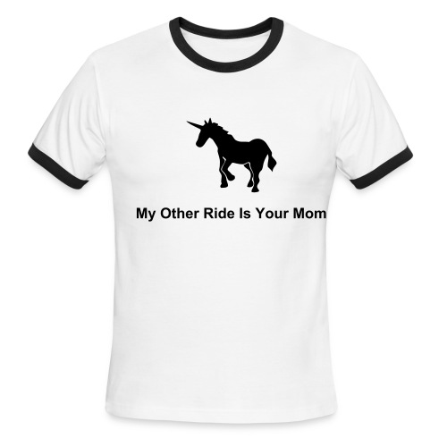 other ride - Men's Ringer T-Shirt