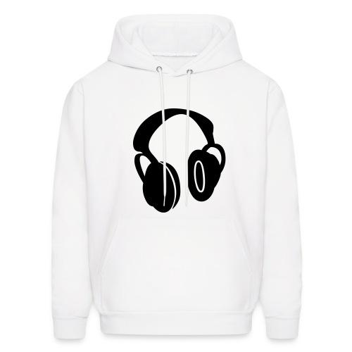 Headphone Masterpiece Men's Hoodie - Men's Hoodie