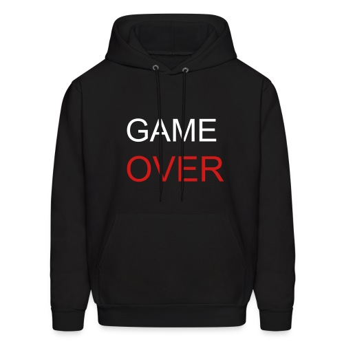 game over hood - Men's Hoodie