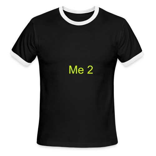 Me2-Sup - Men's Ringer T-Shirt