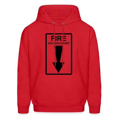 Use My Hose - Men's Hoodie