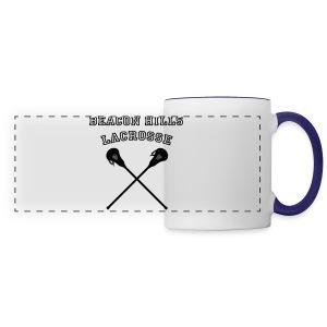 Beacon Hills Lacrosse - Tote Bag - Panoramic Mug