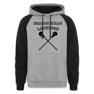 Beacon Hills Lacrosse - Tote Bag - Colorblock Hoodie