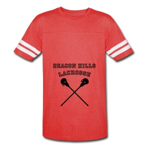 Beacon Hills Lacrosse - Tote Bag - Vintage Sport T-Shirt