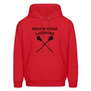 Beacon Hills Lacrosse - Tote Bag - Men's Hoodie
