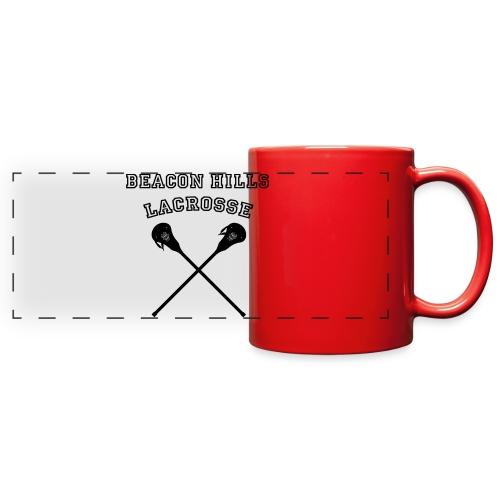 Beacon Hills Lacrosse - Tote Bag - Full Color Panoramic Mug