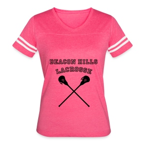 Beacon Hills Lacrosse - Tote Bag - Women's Vintage Sport T-Shirt