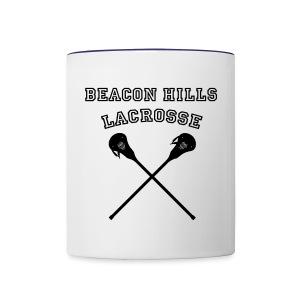 Beacon Hills Lacrosse - Tote Bag - Contrast Coffee Mug