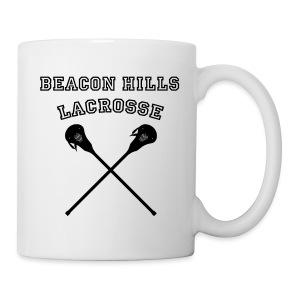 Beacon Hills Lacrosse - Tote Bag - Coffee/Tea Mug