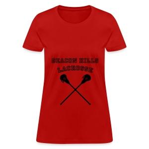Beacon Hills Lacrosse - Tote Bag - Women's T-Shirt
