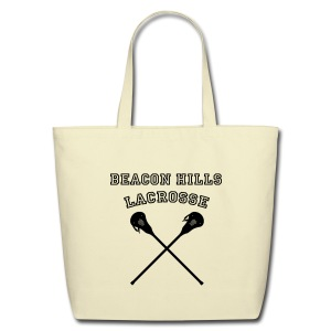 Beacon Hills Lacrosse - Tote Bag - Eco-Friendly Cotton Tote