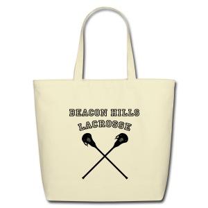 Beacon Hills Lacrosse - Tote Bag - Eco-Friendly Cotton Tote