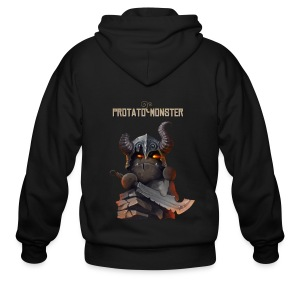 Protatomonster Classic - Men's Zip Hoodie