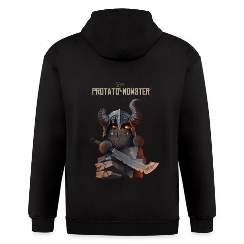 Protatomonster Classic - Men's Zip Hoodie