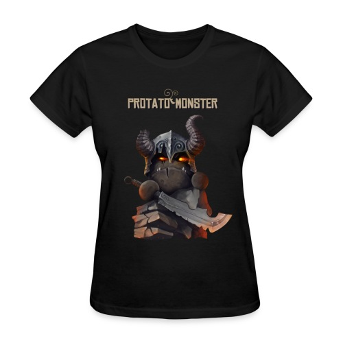 Protatomonster Classic - Women's T-Shirt