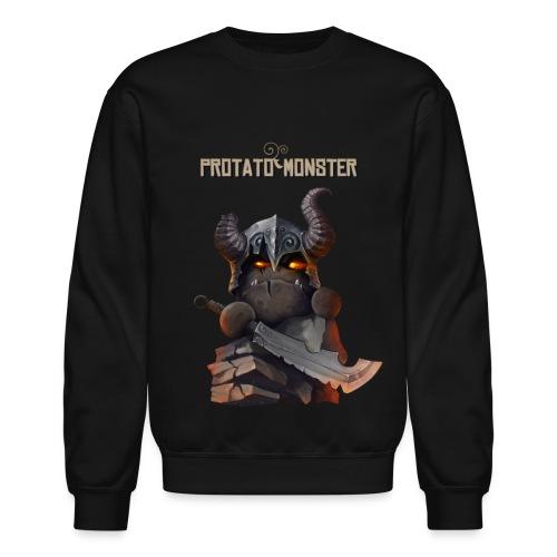 Protatomonster Classic - Crewneck Sweatshirt
