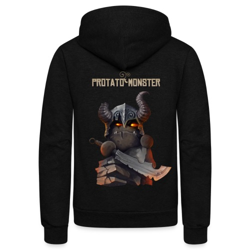 Protatomonster Classic - Unisex Fleece Zip Hoodie