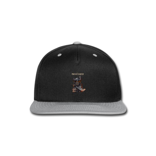 Protatomonster Classic - Snap-back Baseball Cap