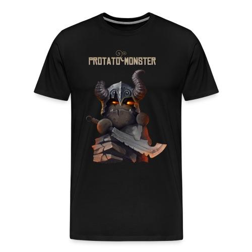 Protatomonster Classic - Men's Premium T-Shirt