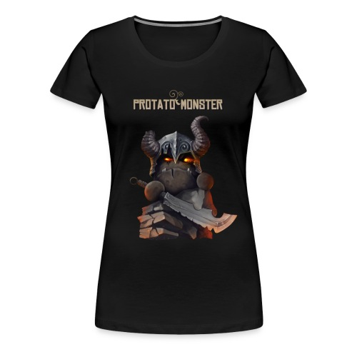 Protatomonster Classic - Women's Premium T-Shirt