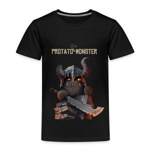 Protatomonster Classic - Toddler Premium T-Shirt
