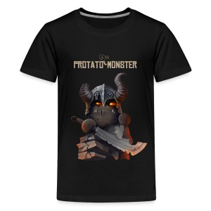 Protatomonster Classic - Kids' Premium T-Shirt