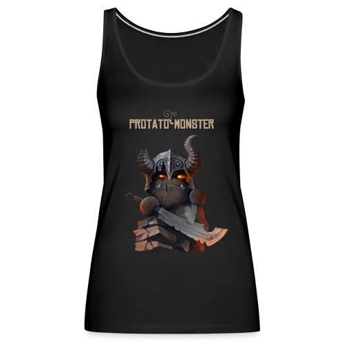Protatomonster Classic - Women's Premium Tank Top