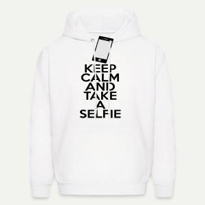 Selfie - Men's Hoodie