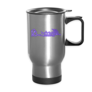 Safe or Out - Purple - Mens T-shirt - Travel Mug