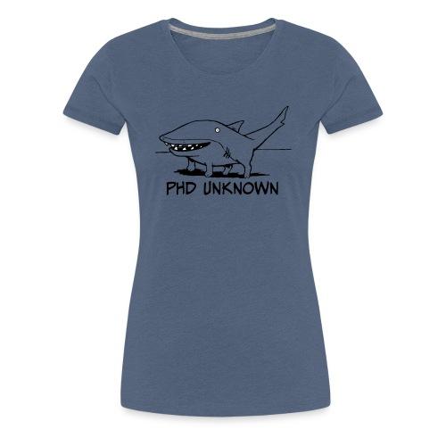 Vonnie in Black (Women's) - Women's Premium T-Shirt