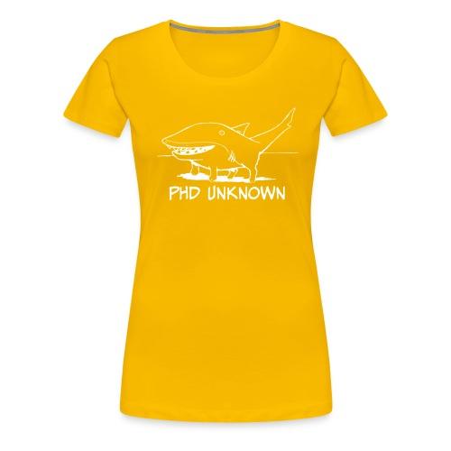 Vonnie in White (Women's) - Women's Premium T-Shirt